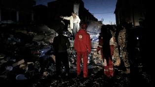 Putin y Guterres se solidarizaron con Irán por el sismo que dejó más de 400 muertos