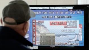 Un sismo de 6,1 grados se registró en el mar de Japón