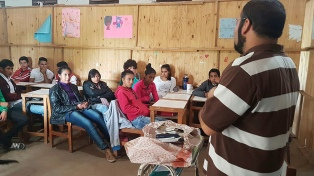 La OEI evalúa la educación en el Chaco