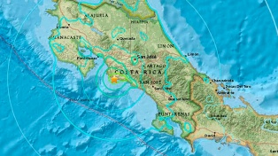 Dos personas murieron infartadas tras un sismo de 6,3 grados