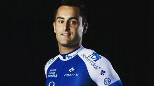 Un argentino es el primer latinoamericano del equipo de ciclistas con diabetes