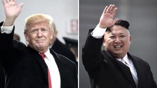 Trump aceptó la invitación de Kim Jong-un para hablar sobre el programa nuclear norcoreano