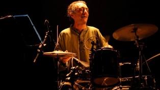 El baterista Roberto Rutigliano se presenta en Buenos Aires con un show afro y jazz