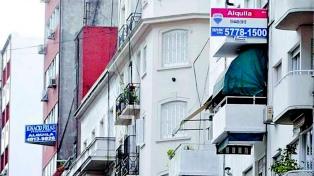 """""""Ruidazo"""" en 11 ciudades del país para pedir por la Ley de Alquileres"""