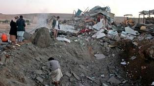 Agencias de la ONU advierten que Yemen pasó de crisis a catástrofe humanitaria