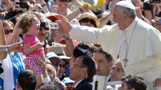 El Papa compartirá un almuerzo con 1500 pobres en el Vaticano