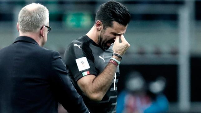 Los diarios de Italia sin piedad con el equipo eliminado