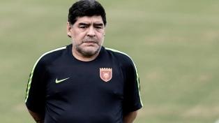 """Sampaoli me traicionó"", acusó Maradona"