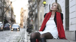 Inés Estévez y el desafío de construir a un personaje alejado de lo que es uno