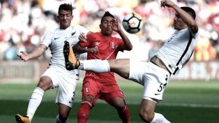Perú acordó amistosos con Croacia e Islandia, dos rivales de Argentina en Rusia 2018