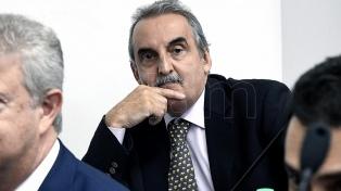 Procesan y embargan a Moreno por impedir una asamblea de Papel Prensa