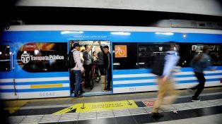 El tren Sarmiento suma 24 nuevos servicios rápidos y especiales