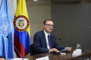 ONU pide seguridad básica para el éxito del acuerdo de paz