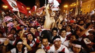Los peruanos festejaron en las redes el pase a Rusia 2018