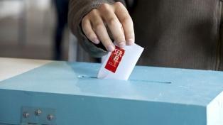 Ya votaron los candidatos principales