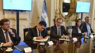 Macri cerró con los gobernadores el acuerdo de equilibrio fiscal