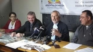La ciudad de Neuquén será sede del V Congreso Misionero Nacional