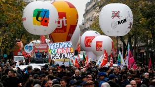 Nuevas protestas contra la reforma laboral de Macron