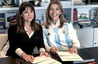 Radio Nacional firmó un acuerdo de cooperación con Radio France Internacional