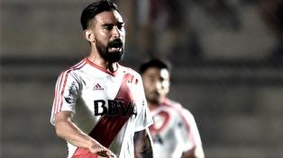 """Gallardo probó con Rojas en lugar de """"Nacho"""" Fernández para visitar a Independiente"""