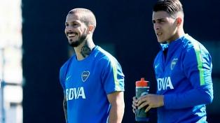 Boca ensaya con Benedetto, Pavón y Nández de cara al clásico del domingo con Racing