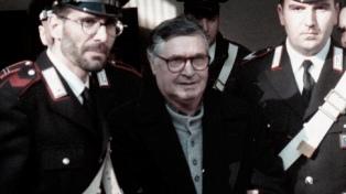 """Murió a los 87 años """"Totó"""" Riina, el jefe de la Cosa Nostra"""