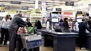 Las ventas en los supermercados crecieron en septiembre 1,5%