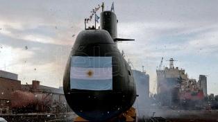 """Para la Armada, """"no hay ningún indicio que diga que el submarino se hundió"""""""