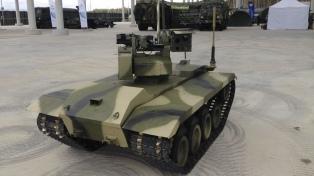 Naciones Unidas buscara establecer un código de conducta para las armas robot