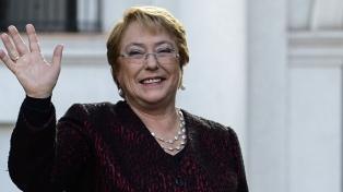 Bachelet llama a las urnas contra la abstención
