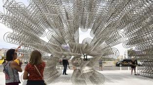 Una instalación monumental de Ai Weiwei en Proa adelanta su primera muestra en la Argentina