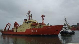 El Conicet envió dos buques para la búsqueda del submarino