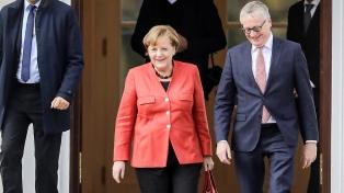 Merkel le informó al presidente la imposibilidad de formar gobierno