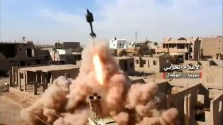 El Ejército sirio recuperó el 80 por ciento de la ciudad de Abu Kamal de manos de ISIS