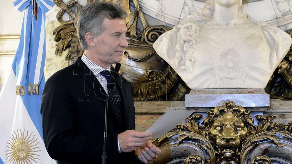 Macri tomará juramento a los nuevos ministros de Energía y de Producción