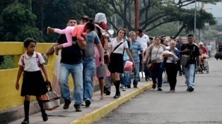 Un millón de venezolanos migraron a Colombia en los últimos 15 meses