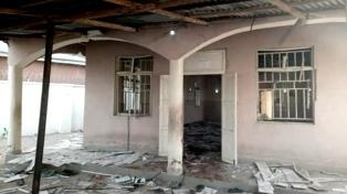 Estados Unidos bombardea una mezquita en la última batalla contra el ISIS