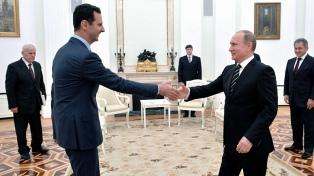 Rusia e Irán proclaman la victoria frente al ISIS en Siria