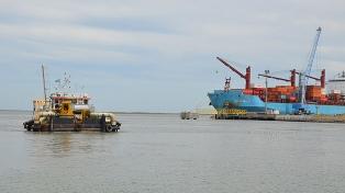 Los puertos bonaerenses se ponen a disposición de la búsqueda del submarino