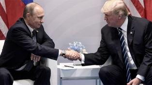 Trump y Putin hablaron por teléfono sobre Corea del Norte