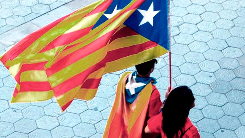 Cataluña celebra su día con un llamado de los secesionistas al diálogo