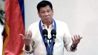 Marcha contra Duterte y la precariedad laboral
