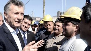 El Presidente recorrerá el Parque Solar de Nonogasta