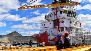 El puerto de Comodoro, punto clave de la búsqueda del ARA San Juan
