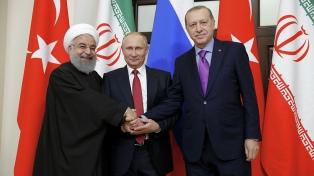 Putin dice que existe una oportunidad real de que termine la guerra