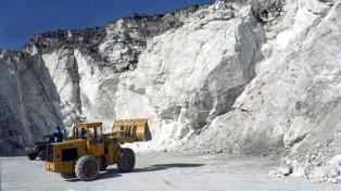 Impulsan la producción de baritina, un mineral útil para la industria petrolera