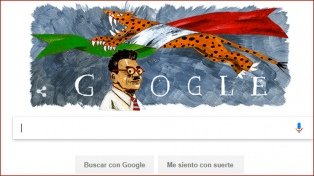 Google celebra con un doodle el nacimiento de José Clemente Orozco