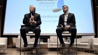 Peña y Aranguren destacaron los avances en la administración de la energía