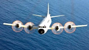 Dos aviones de Brasil realizaron operativos de búsqueda del submarino