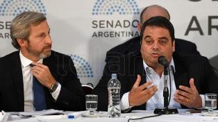 Ministros y gobernadores expusieron sobre las reformas acordadas